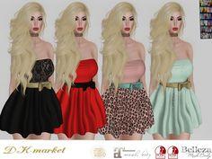 9dea1da3b8a 123 Best 2-10 Lindens Clothes  SecondLife images