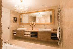 """Résultat de recherche d'images pour """"orange naturofloor"""" Double Vanity, Bathroom Lighting, Orange, Mirror, Images, Furniture, Home Decor, Bath, Searching"""