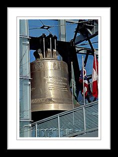 Peace Bell in Newport, Kentucky