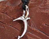 Climbing Carabiner and Ice Tool Pendant