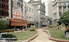 Raffles Place - 1960s