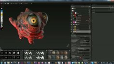 TGW - laying UVs fast&dirty and unwrapping in ZBrush and Blender on Vimeo