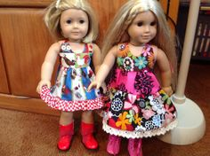 American Girl doll clothes chicken/rooster by judysdollboutique, $18.00