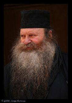 Pastor--Church of the Holy Sepulcher Jerusalem, 2009.