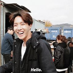 BTS | JHOPE-------- His smile gives me joy