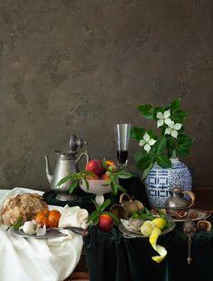 Beautiful Food : Cooking Melangery: Still Life