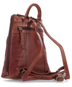 Spikes and Sparrow Rucksack cognac-292H13147-00 Preview