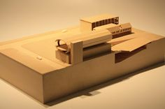 Models of Architecture can Show and Say a Lot