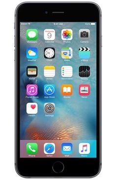 Apple iPhone 6S Plus los kopen of in combinatie met een GSM abonnement van T-Mobile of Vodafone.