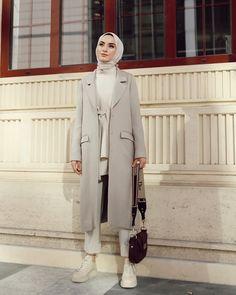 Fashion Tips Bags .Fashion Tips Bags Hijab Fashion Summer, Modern Hijab Fashion, Street Hijab Fashion, Hijab Fashion Inspiration, Muslim Fashion, Modest Fashion, Korean Fashion, Fashion Outfits, 80s Fashion