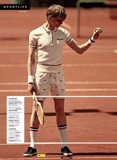 fe0830bde1cd Paul Boche for Sportweek Magazine by Adriano Russo
