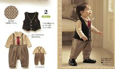 Dress Clothes for Baby Boys