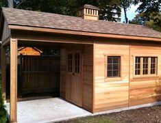 12x9 shed  10x9 overhang (22x9 ) Cedar siding $11,999
