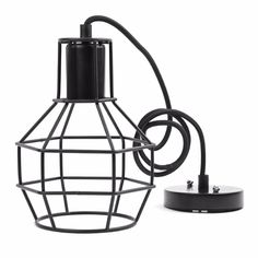 49.27$  Buy now - http://alif58.worldwells.pw/go.php?t=32673249386 - HOMESTIA Iron Art Pendant Light LOFT Vintage Light for bedroom kitchen study room stylish and eye-catching Pendant Light 49.27$