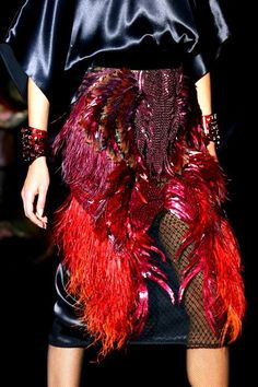 Gucci Fall 2013 Details