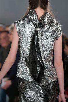 96.jpg John Galliano for Maison Margiela SS 2016 Artisanal  Look 21,Model-Liza Ostanina