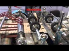 BAG MAKING MACHINE / PAPER BAG MAKING MACHINE / PAMEX 2015 / BOMBAY