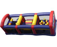 17 best inflatable obstacle course rentals in metro atlanta images rh pinterest com