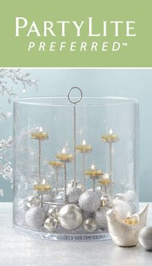 Join PartyLite Preferred™-free to sign up, no minimum purchase requirements and no monthly fees! It's all about rewarding You! Sign up today to start earning your Rewards!