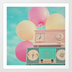 Boogie Fever Art Print by Butterfly Photography
