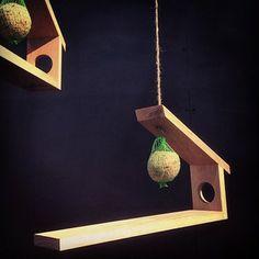 Modernist Norwegian birdhouse. #icff #design #details