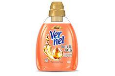 Testen Sie das neue Vernel Soft & Oils Belebendes Orangen-Öl