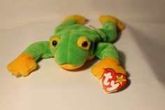 Check out my other listings for other Beanie Babies like this one Bucket List Quotes, Bucket Lists, Beanie Babies Value, Ty Babies, Baby Wish List, Baby Friends, Baby Otters, Ty Beanie Boos, Plush Animals