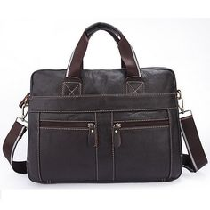 Fashionable Casual Men s Laptop  Bag Leather Handbags, Handbags For Men,  Fashion Handbags, 15f423ed8e