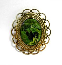 La Fee Verte Absinthe Brooch