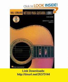 Spanish Hal Leonard Guitar Method Book 1 Bk/CD 2nd edition (9780634088995) Will Schmid, Greg Koch , ISBN-10: 0634088998  , ISBN-13: 978-0634088995 ,  , tutorials , pdf , ebook , torrent , downloads , rapidshare , filesonic , hotfile , megaupload , fileserve