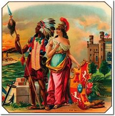 """The New World - part 2 - """"The continuation to the treatise on The under development of the vast empires that existed her in the Americas. The little catalogued history of these empires is recorded here & elaborated on, for those who wish to prove their own """"American Nobility. The present police genocides are directly attributed to the """"Great Culling of Moors"""" enacted with the arrival of Cristobal Colon."""""""