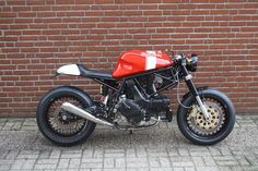 Ducati 750SS Cafe
