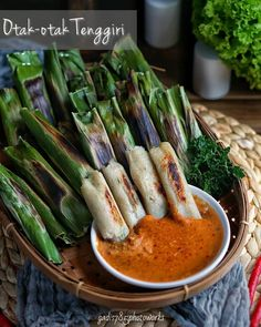 Seafood Recipes, Vegetarian Recipes, Cooking Recipes, Healthy Recipes, Healthy Food, Finger Food Appetizers, Appetizer Recipes, Indonesian Food Traditional, Traditional Cakes