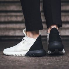 separation shoes 640c9 5fc8c NEW IN! Adidas Tubular Defiant W - Offwhite Core Black available now in-