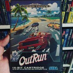 #Sega #MegaDrive #OutRun #Arcade #CIB #RetroGamer #SegaMegaDrive #ConsoleGaming #ConsoleGamer #Dortmund #retromaniac http://ift.tt/2psTWAI