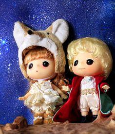 ddung doll – Little Prince Couple Set