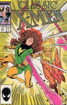 Classic X-Men #13