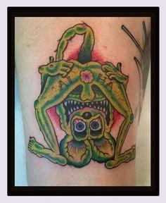 flash tattoo rat fink - Google Search