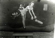 Nose art... | WW2Aircraft.net Forums