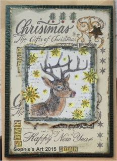 Sophie's Art: Christmas, Joy and Happy New Year ...