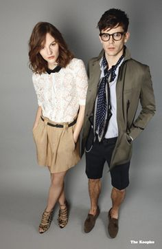 The Kooples - match your soulmate style <3