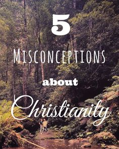 Do you Know what you believe?? Check out the latest blog post about the 5 Common Misconceptions about Christianity and learn how to clarify them. #apologetics #truth #love #freedom #godislove #godisgood #jesussaves #jesusislord #faith #christianity #proverbs31 #bible #bibleverse #bibleverseoftheday #verseoftheday by sheisclothedinstrength http://ift.tt/1KAavV3