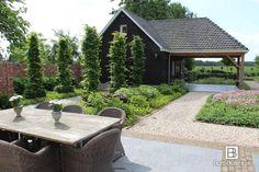 Klassieke tuin Noord Brabant