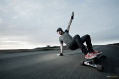 This is what i do! It's so amazing! #Downhill #Skating