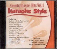 Daywind Karaoke Style: Country Gospel Hits, Vol. 1