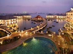 Vietnam  Intercontinental Hanoi Westlake Hotel