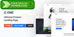 [ThemeForest]Free nulled download One - Ultimate Product Landing Page from http://zippyfile.download/f.php?id=24235 Tags: affiliate, app, book, creative, landing, marketing, minimal, mobile, pre-order, product, purchase, responsive, software, startup, tec