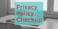 Hey Bloggers, make sure your privacy policies are updated and compliant! #LegalDisclaimers #IoT http://www.businessese.com/blogger-privacy-policies?utm_source=twitter&utm_medium=social&utm_campaign=SocialWarfare