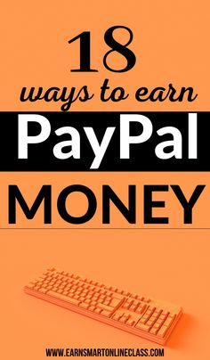 Need PayPal money today? Awesome! Get these 19 apps that pay you real money in your PayPal account for doing easy online jobs. Learn how to earn extra money from home on your own schedule. Make money fast today! #earnmoneyfromhome #easyonlinejobs #sidejobstomakemoney #careersfromhome #makemoneyfast Work From Home Careers, Work From Home Companies, Legitimate Work From Home, Money Today, Earn Money From Home, Make Money Fast, Online Business Opportunities, Work From Home Opportunities, Learn Interior Design