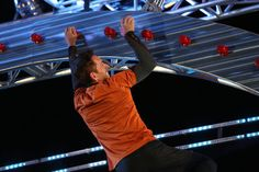 Utah man oldest person to finish American Ninja Warrior course